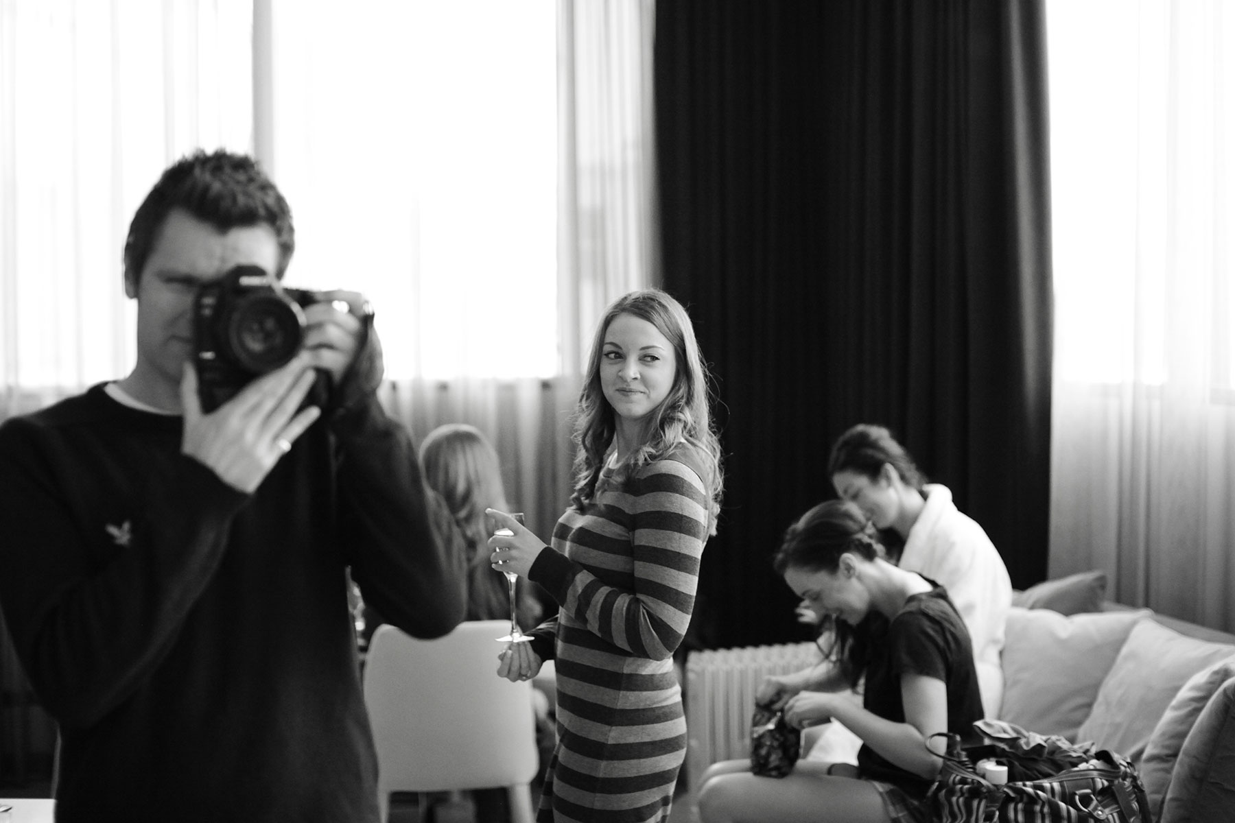Documenting the big day. Robin Bradshaw - Bullit Photography in Cheltenham & the Cotswolds
